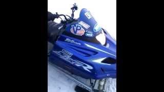 Yamaha SXr 700 Triple Sno Stuff Rumble Pack