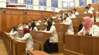 Иностранные студенты выбирают украинские вузы