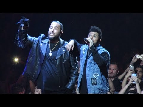 Belly Feat. The Weeknd - Might Not Live Ottawa May 28, 2017