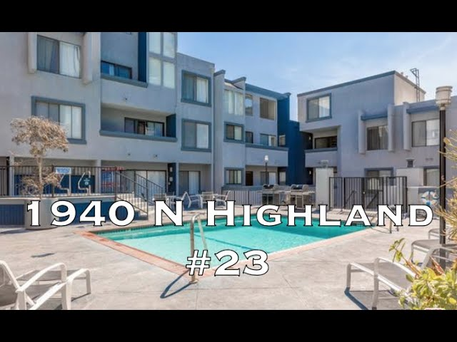 1940 N Highland Ave #23, Los Angeles CA 90068