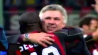 Le notti magiche del Milan di Ancelotti
