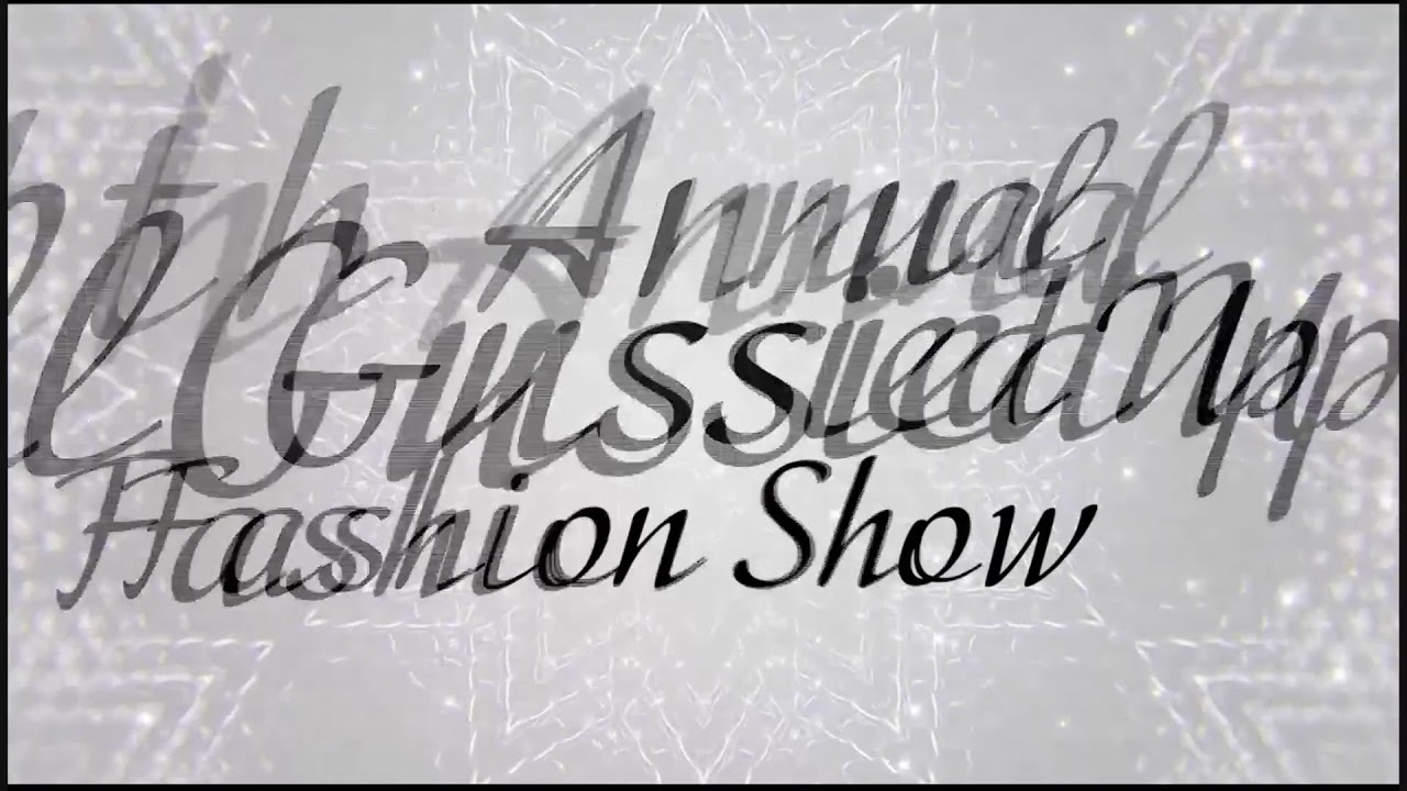4th Annual All Gussied Up Fashion Show