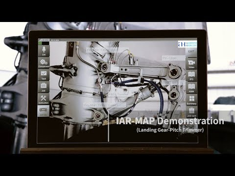 IAR-MAP(Intelligent Augmented Reality Maintenance Platform)