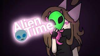 Alien tiempo // (no) Animación meme // (Perezoso AF) // (400+ Subs Especial)