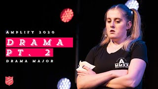 Drama Major - Part 2 - Live at Amplify 2020