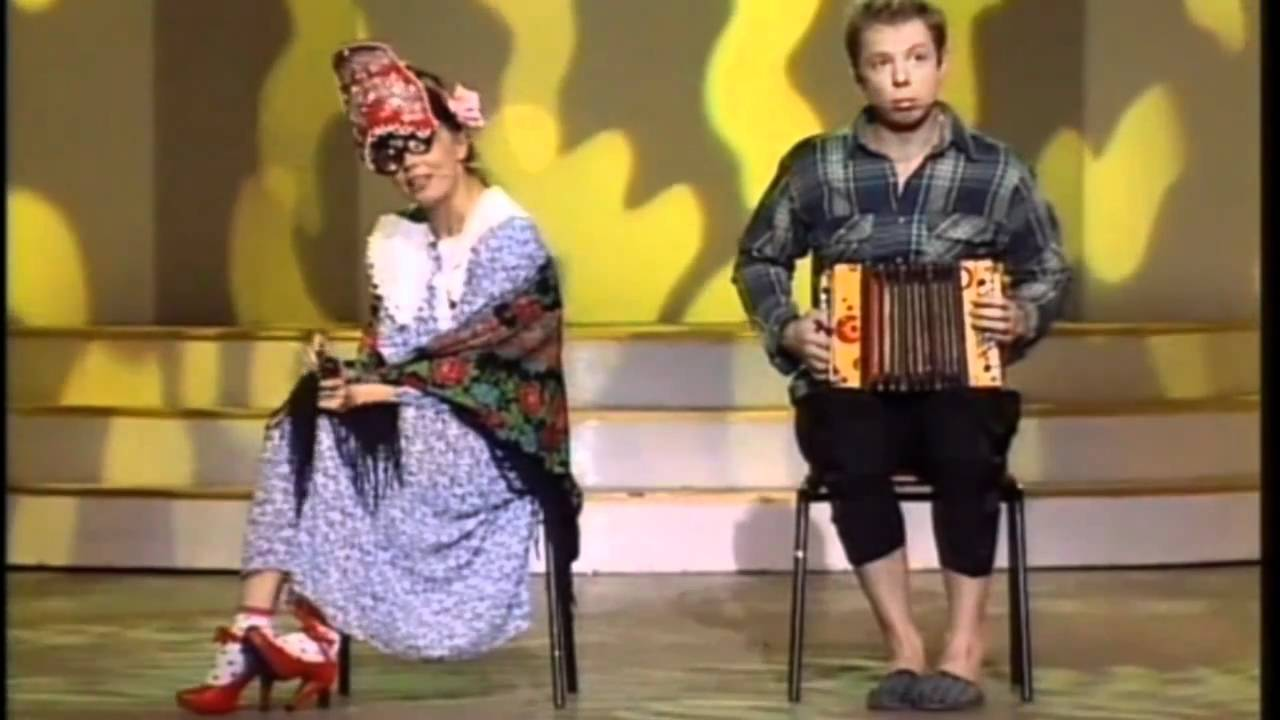 Алина Ланина Хочет Секса – Сашатаня (2013)