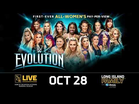 WWE: Salute (Evolution) [2018] +AE (Arena Effect)