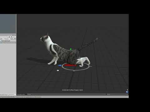 Beta Animation reel