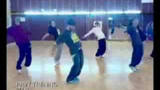 "choreography practice Chris Brown Feat.T. Pain ""kiss kiss kiss"""