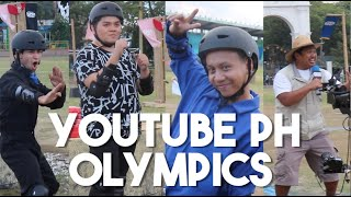 Filipino Youtubers Battle Gladiator Style (Super Game Show BTS Philippines)