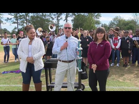 BAND OF THE WEEK: Daleville High School