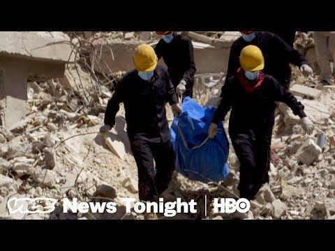 Raqqa Body Collection & Abolishing ICE: VICE News Tonight Full Episode (HBO)