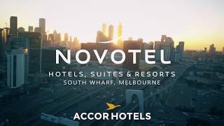 Novotel Hotel, DFO South Warf, Melbourne, Australia