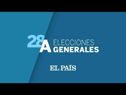 DIRECTO  &39;ELECCIONES 28A&39;: PROGRAMA ESPECIAL con el RESULTADO
