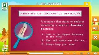 Candid New Trends in English Grammar and Composition Class 8 - Multimedia Demo