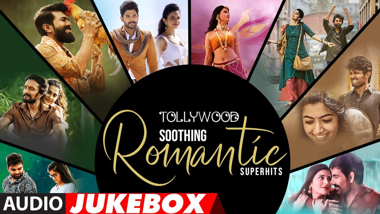 Tollywood Soothing Romantic Superhits Audio Jukebox | Most Popular Romantic Collection | Telugu Hits