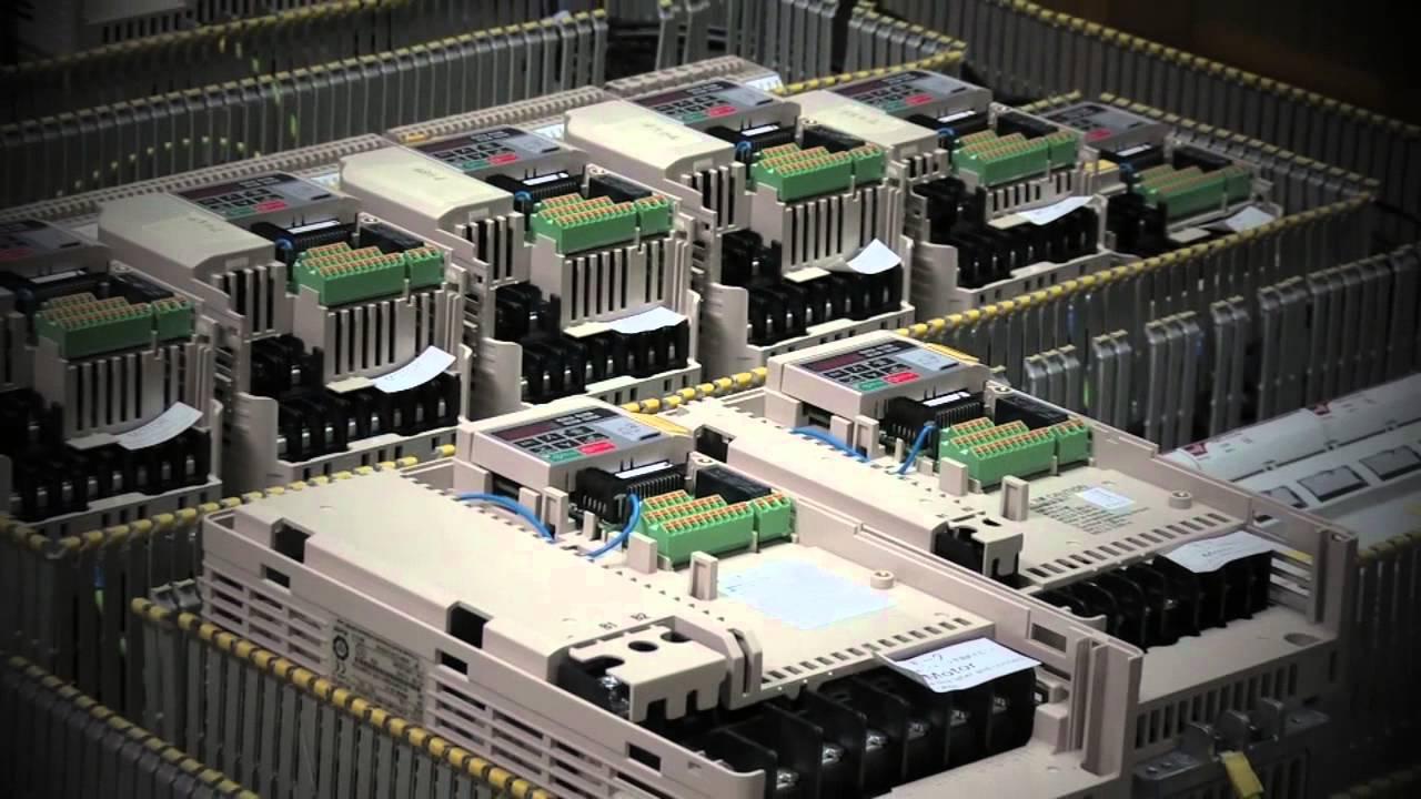 Schemi Elettrici Quadri Automazione : Automazione industriale quadri elettrici youtube