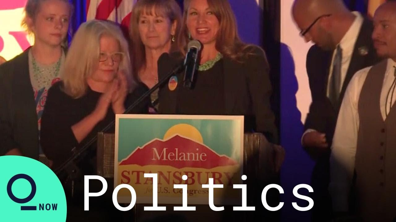 Democrat Melanie Stansbury wins special election for New Mexico ...