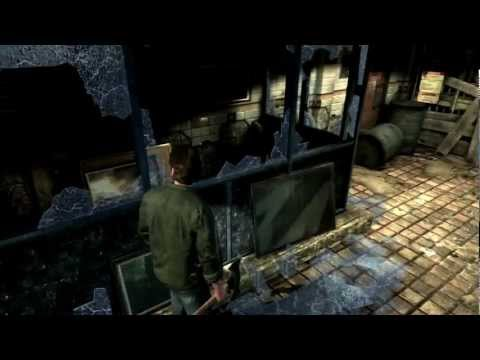 Silent Hill Downpour Part 6 Creepy Basement, Apartments, & Pearl Creek