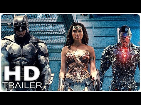 Thumbnail: JUSTICE LEAGUE Extended Trailer (2017)