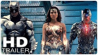 Repeat youtube video JUSTICE LEAGUE Extended Trailer (2017)