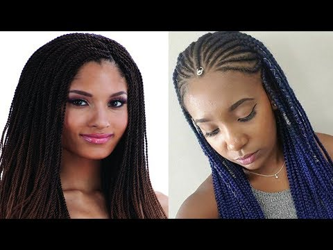 😍2019 Braided Hairstyles For Black Women| Compilation| Hairstyle Ideas #10