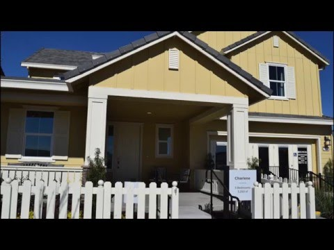 Mountain House CA, Richmond American Homes_Charlene 5 bedrooms ...