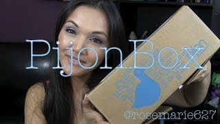 PijonBox Unboxing & Review Thumbnail