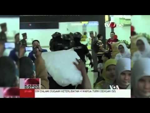Indonesian Muslims Try to Counter Appeal of 'Islamic State' Terrorist Group