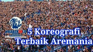 Download Video 5 Koreografi Aremania terbaik yg di contoh suporter Lain MP3 3GP MP4