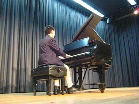 Mark Wang (OCA-WHV 2012 Rising Stars Program)
