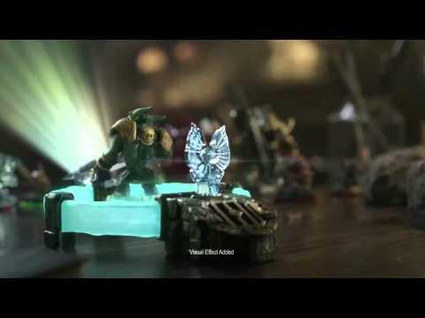 Skylanders Trap Team - Video