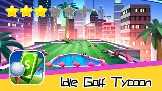 Idle Golf Tycoon - Hothead Games Inc. - Walkthrough Super Alternative Recommend index three stars