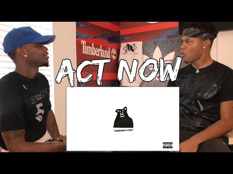 Russ - Act Now - REACTION