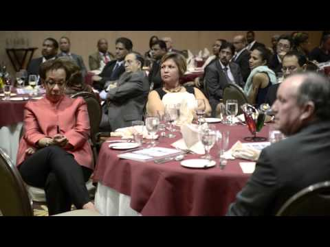 The Oil & Gas Year Trinidad and Tobago 2015 launch and awards