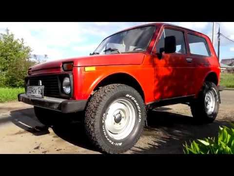 Изготовление силового бампера на ниву и установка дисков от Suzuki Jimny! #нива #offroad