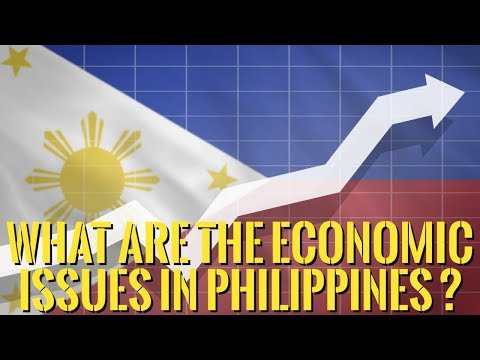 👉The Philippines Economic Report : What Are The Economic Problems In The Philippines ?
