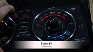 Pioneer RMX 500 Demo Video
