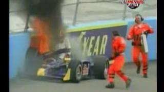 Indycar Patrick Carpentier Phoenix 2005 Essai