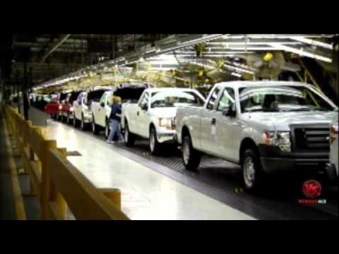 Built Ford Tough Invasion: Kansas City