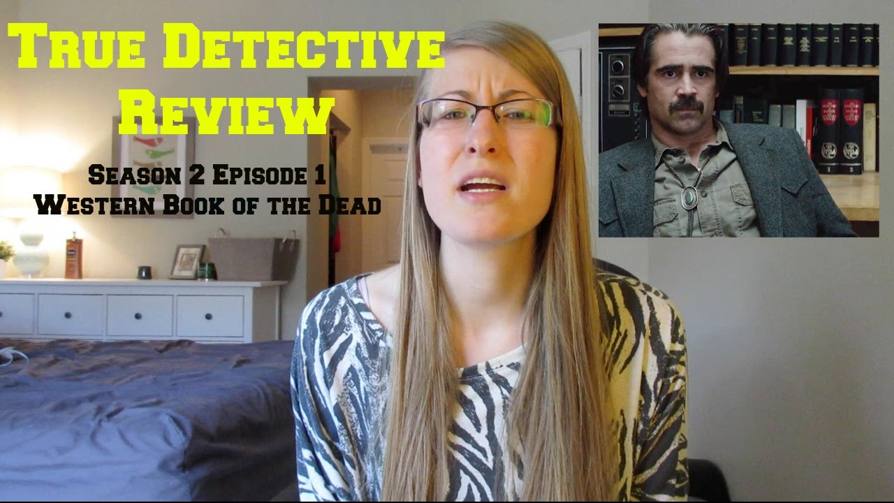 true detective staffel 2 episode 1