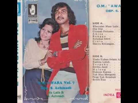 Malang - Ida laila & S Achmadi, OM Awara Pimp S Achmadi