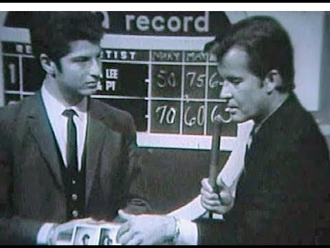 American Bandstand 1968 -Dancer Mark- Over You, Gary Puckett & The Union Gap