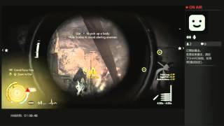 Sniper Elite 3第一夜:爆蛋第一擊!〈遊戲人間打機版〉2014-07-29