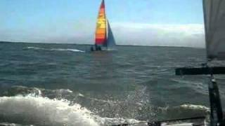 catamaran tornado x super 17 pontal do sul