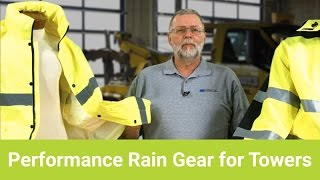 What to Consider when Selecting Rain Jackets and Rain Bibs for the Towing Industry