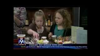 Raising Adventurous Eaters - Part 1 (June 2012 on FOX 9)