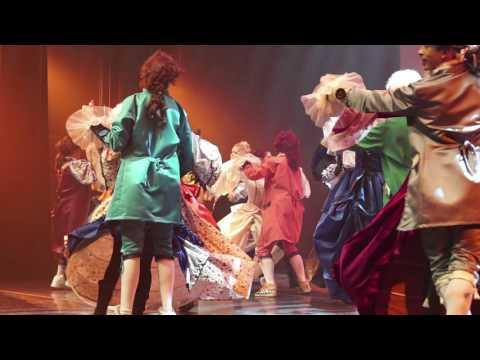Sharmila Dance Extravaganza 2016 highlights in slow motion