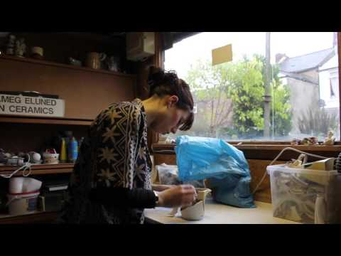 Eluned Glyn- Ceramicist