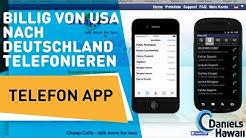 USA nach Deutschland Billig telefonieren, Hawaii - Deutschland. So geht's!